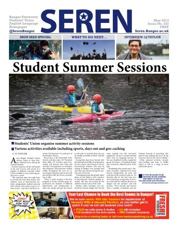 Click here to load - Seren - Bangor University