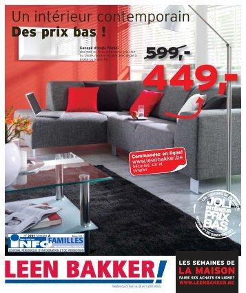 Un intérieur contemporain - Leenbakker