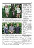 """Laikraksts """"Ķeipenes Vēstnesis"""", jūnijs - Ogres novads - Page 5"""