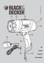 English - Black & Decker