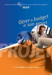 Comment gérer le budget de son projet - (CRIJ) Limousin
