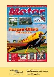Motor Modellflug Praxis 03/2009 - Merbold Electronic