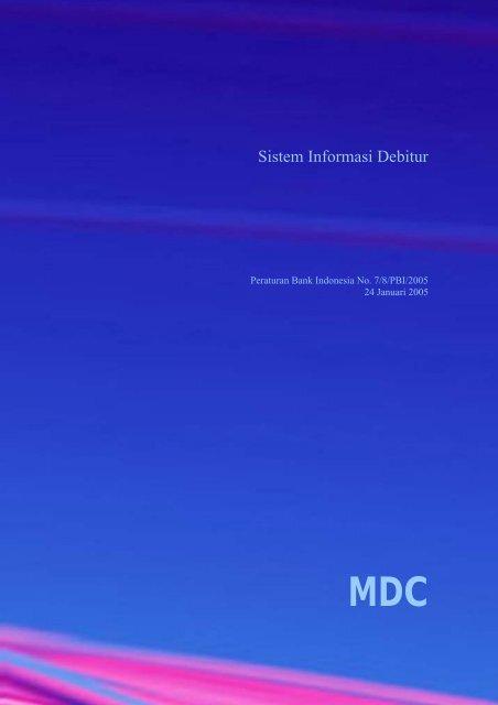 Sistem Informasi Debitur - Website Jaringan Dokumentasi dan ...