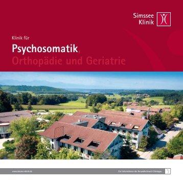 Chiemgau Thermen - Simssee Klinik