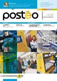 Postéo [national] n° 18 - La Poste