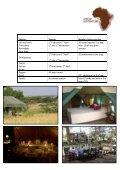 Nigel Archer Safaris Kenya - African Adventure - Page 6