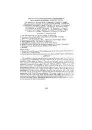 The angular and kinetic energy dependence of the pp elastic ...