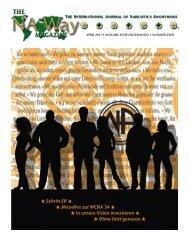April 2011 - Narcotics Anonymous