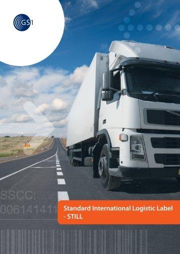 Standard International Logistic Label - STILL - GS1