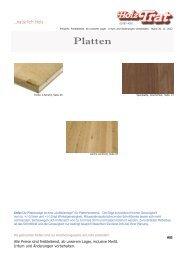 12 Platten Stand 30 11 05 - Holz-TRAT Ideen in Holz