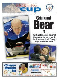 Grin and it - Canadian Curling Association