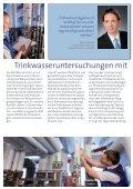 WATERcontrol-Kurzinfo 2013 zur Trinkwasseruntersuchung - Seite 2