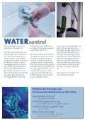 WATERcontrol-Kurzinfo 2013 zur Trinkwasseruntersuchung - Seite 3