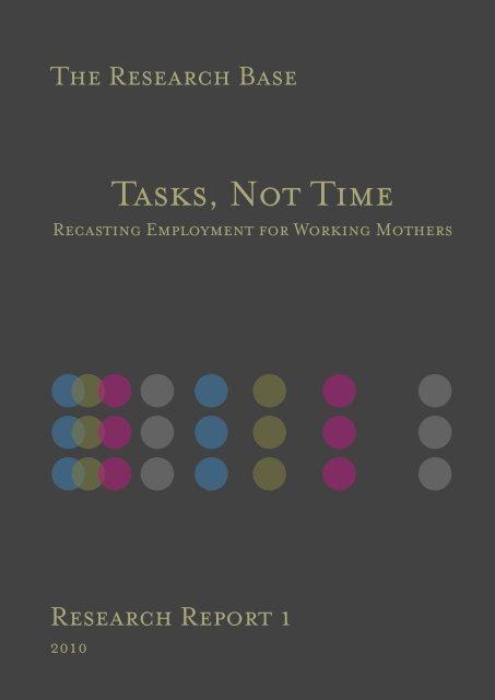 Tasks, Not Time_1
