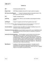 Report Card Grades - Henderson County Public Schools