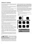 TECHNICAL MANU TECHNICAL MANUAL - Amana - Page 4
