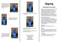 Qigong for the chest - Julian Scott