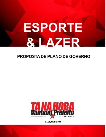 Esporte e Lazer - WordPress.com