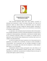 Aseguramiento de la Calidad en Producción de Miel - Apinews