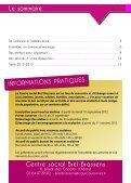 Centre social Brel-Brassens - Courcouronnes - Page 2