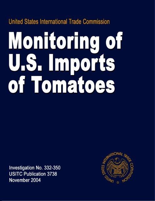 US International Trade Commission