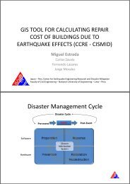 GIS Tool for Calculating Repair Cost of Buildings due to Earthquake ...