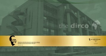 The Annual Report - Department of Foreign Affairs