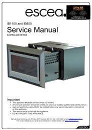 Escea 1100 & 850 Service Manual.pdf