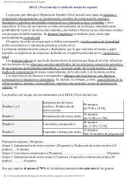 DELE (Nivel intermedio) Diploma Básico de Español