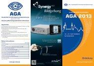 AGA 2013 AGA - AGA-Kongresse