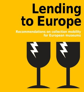 Recommendations on collection mobility for European museums