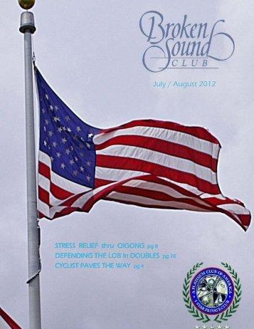 July / August 2012 - Broken Sound Club