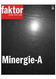 Faktor – Architektur, Technik, Energie, Heft 31, Oktober ... - Air-On AG