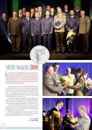 MOD Awards 2009