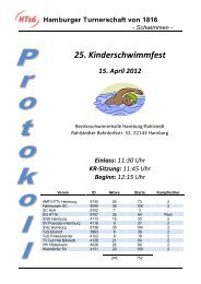 Protokoll KSF HT16 - Hh-swim-info.de
