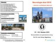 Programm - Otto-von-Guericke-Universität Magdeburg