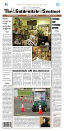 May 1, 2013 - Goldendale Sentinel