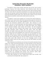 Apakah Kita Merayakan Maulid Nabi.pdf