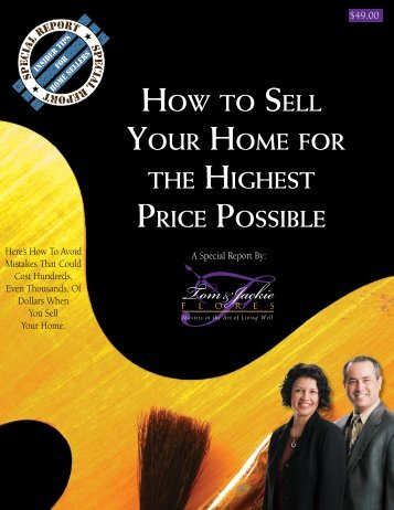 how to sell your home for the highest price possible - Megaagent.com