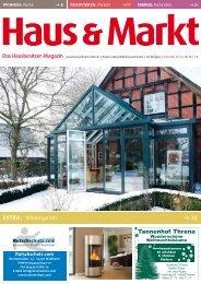 Ausgabe Dezember 2013 - Haus & Markt
