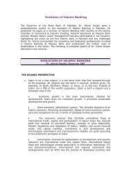 Evolution of Islamic Banking - Meezan Bank