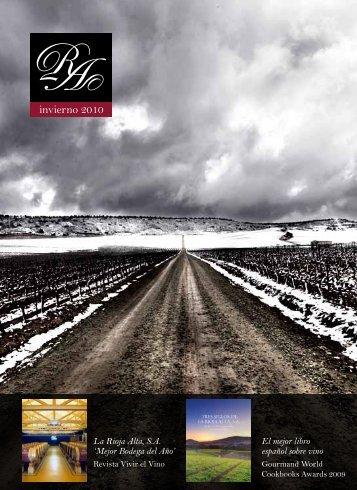 Pinche aquí para descargar el Boletín (1.46 MB) - Rioja Alta