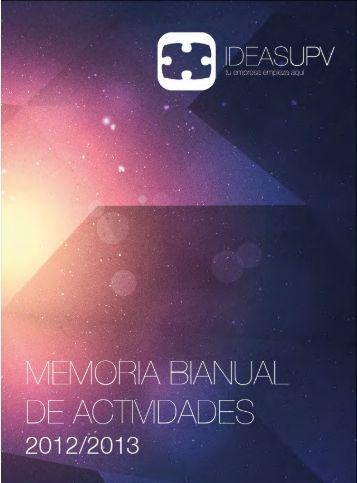memoriaIDEAS2012-2013