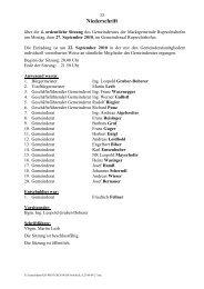 Protokoll der 04. Ordentlichen Sitzung (38 KB) - .PDF