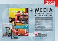 Informationen Print + Online