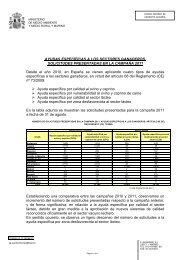 Ikusi dokumentua - Fondo Español de Garantía Agraria