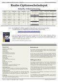 WARRANT LETTER update - Börse Inside - Page 3