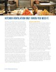 Demand Control Kitchen Ventilation Business Case Study - Western ... - Page 2