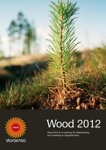 Wood 2012 - Stora Enso