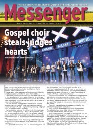 Gospel choir steals judges' hearts - Seventh-day Adventist Church in ...